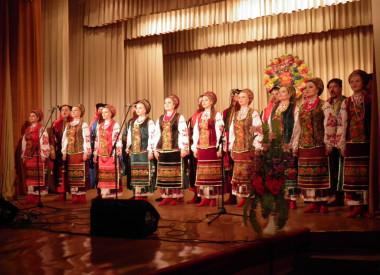 """Пісенно-танцювальний ансамбль """"ПОЛТАВА"""""""