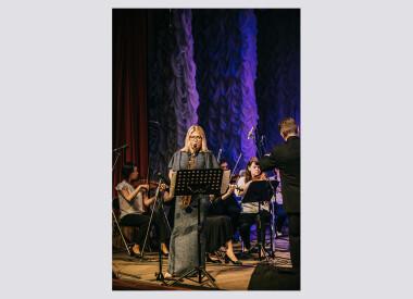 Камерний оркестр імені Д. Ахшарумова